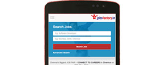 Andoird and Iphone Mobile Apps for Jobsfactory.in online job portal